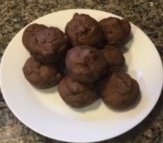 Vegan Gluten-free Chocolate ChipMuffins
